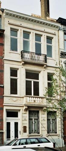 Rue Henri Wafelaerts 31, 2004