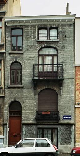 Rue Henri Wafelaerts 32, 2004