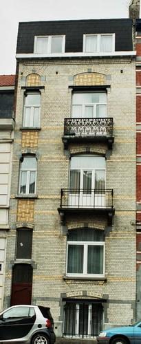 Rue Henri Wafelaerts 39, 2004