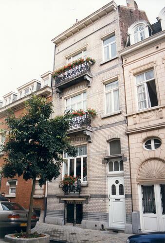 Rue Henri Wafelaerts 61, 1998