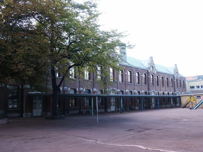 Ancienne École n° 3, actuellement École Ulenspiegel