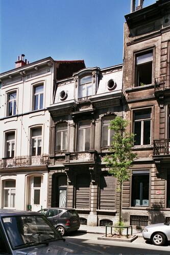 Rue de l'Hôtel des Monnaies 55, 2004