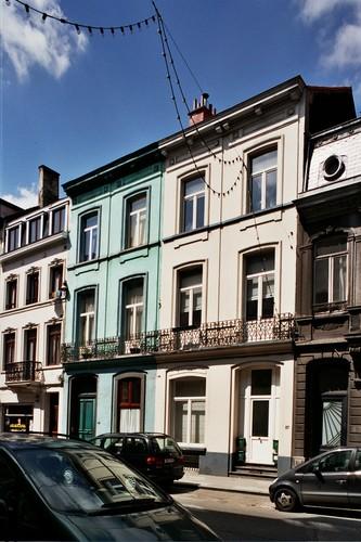 Rue de l'Hôtel des Monnaies 59 et 57, 2004