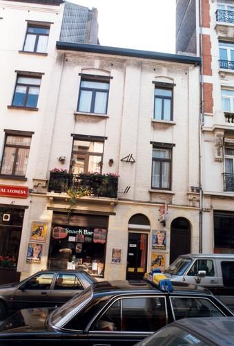 Rue de l'Hôtel des Monnaies 182, 1998