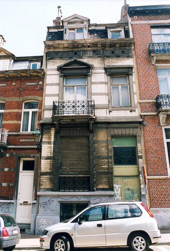 Rue d'Irlande 74, 2003