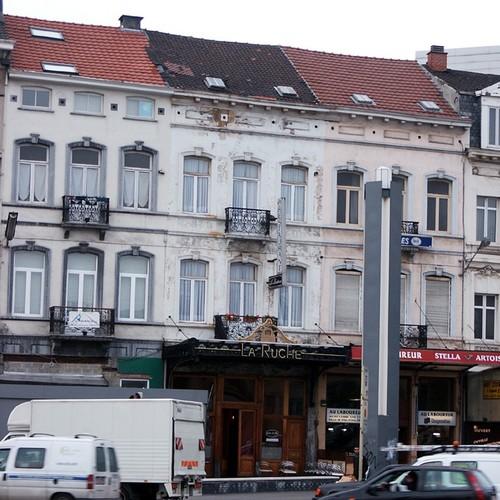Boulevard Jamar 1c, 1b et 1a, 2004