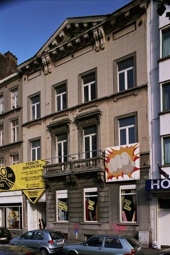 Boulevard Jamar 25, 2004