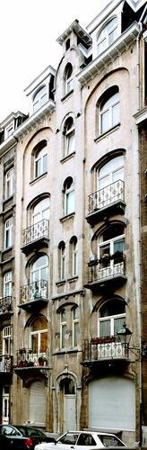 Rue Jean Robie 7-9, 2003