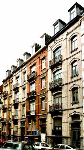 Rue Jean Robie 23 à 17, 2003