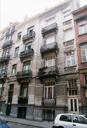 Rue Jean Robie 38, 40, 1998