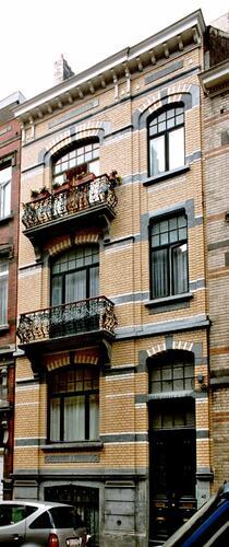 Rue Jean Robie 45, 2003