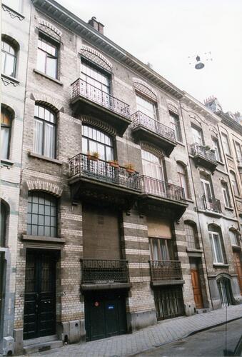 Rue Jean Robie 61, 63, 1998