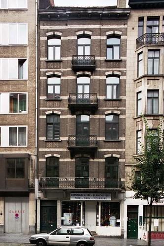 Avenue Jean Volders 13-13a, 2004