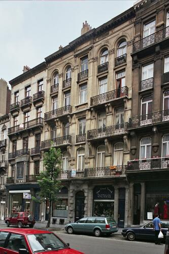 Avenue Jean Volders 18-20-22, 2004
