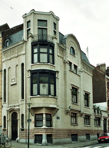 Maison personnelle de l'architecte Paul Hamesse