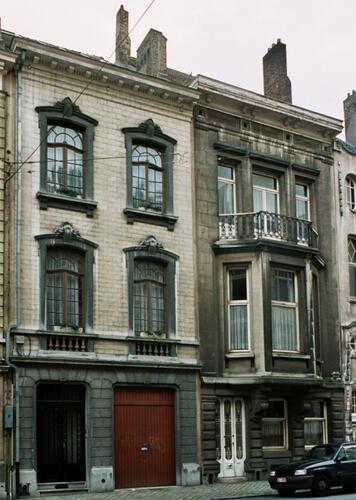Avenue de la Jonction 6 et 8, 2004