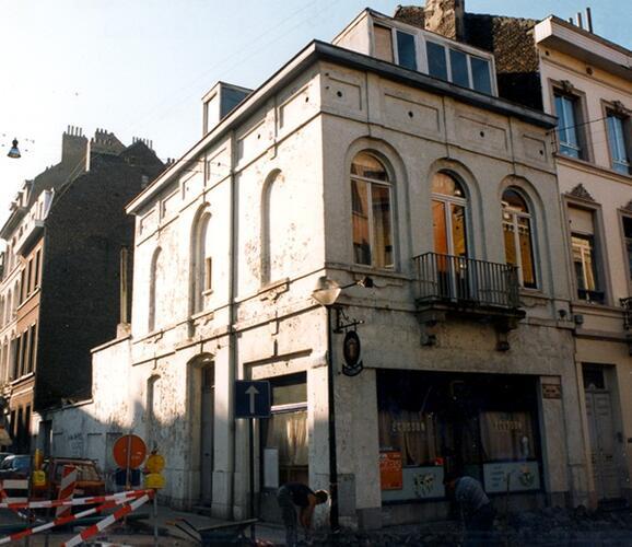 Rue Joseph Claes 65, état en 1997
