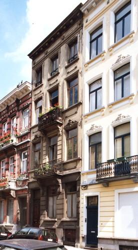 Rue Jourdan 60, 2004