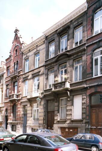 Rue Jourdan 74 et 76, 2004