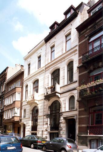 Rue Jourdan 82 et 84, 2004