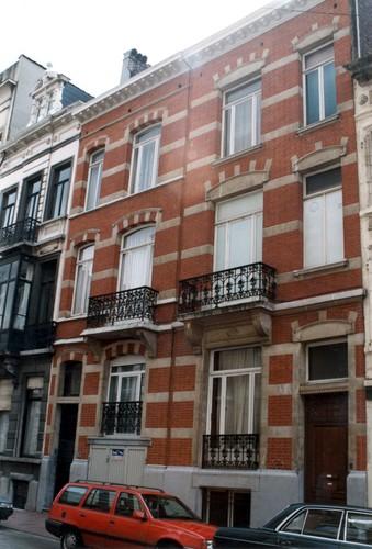 Rue de la Linière 7 et 5, 1998