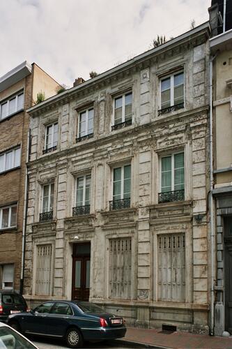 Rue de la Linière 8, 2004