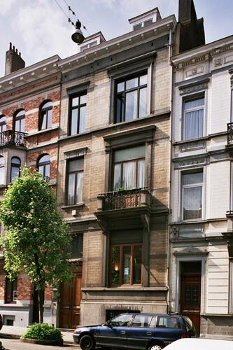 Rue de Lombardie 35, 2004