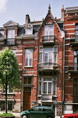 Rue de Lombardie 45, 2004