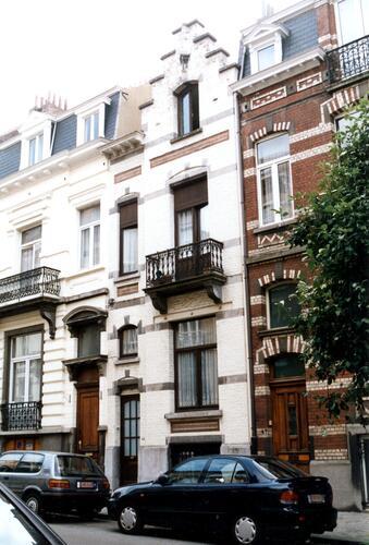 Rue de Lombardie 49, 2003