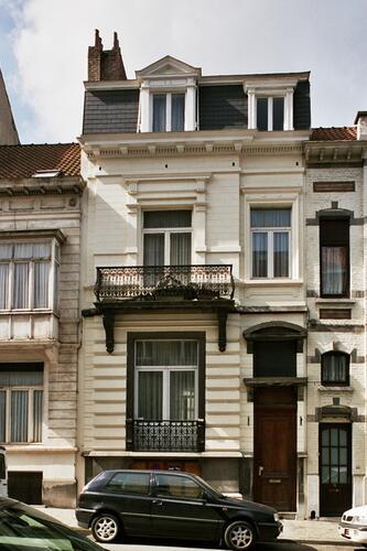 Rue de Lombardie 51, 2004