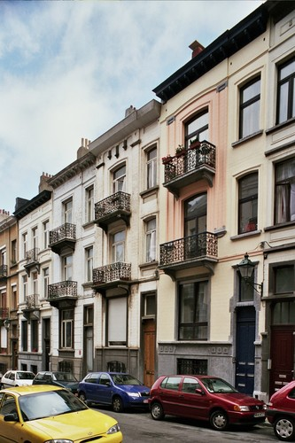 Rue de Loncin 22, 24 et 26, 2004