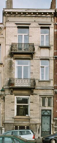 Place Louis Morichar 3, 2003