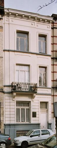 Place Louis Morichar 18, 2003