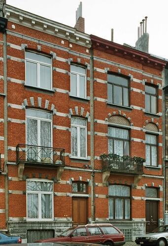 Place Louis Morichar 25, 26, 2003