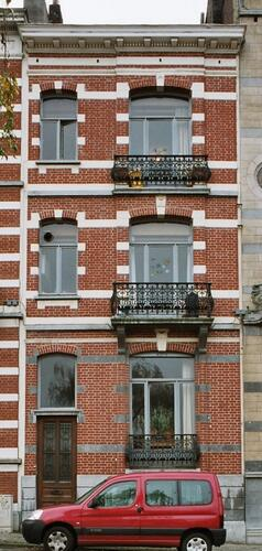 Place Louis Morichar 40, 2003