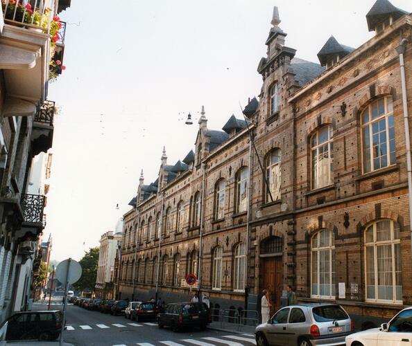 Rue du Lycée 8, Athénée royal Victor Horta, 1998