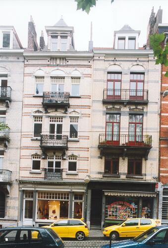 Place Maurice Van Meenen 31, 33, 2003