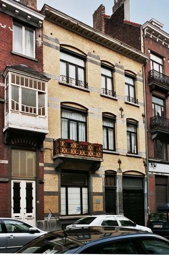 Rue Maurice Wilmotte 14, 2004