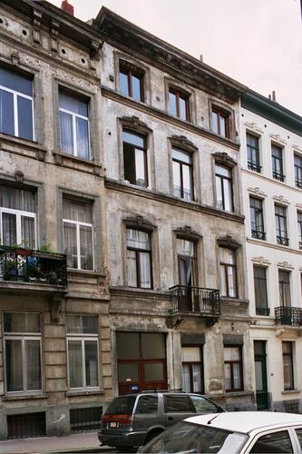 Rue du Métal 25, 2004