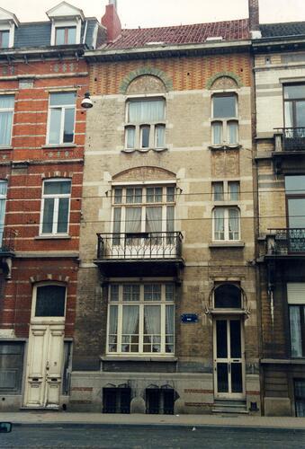 Rue Moris 37, 1993