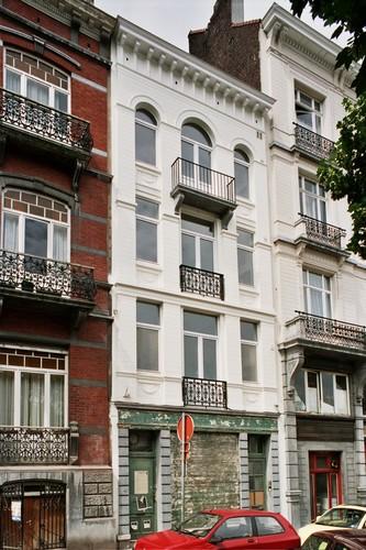 Rue de Moscou 24, 2004