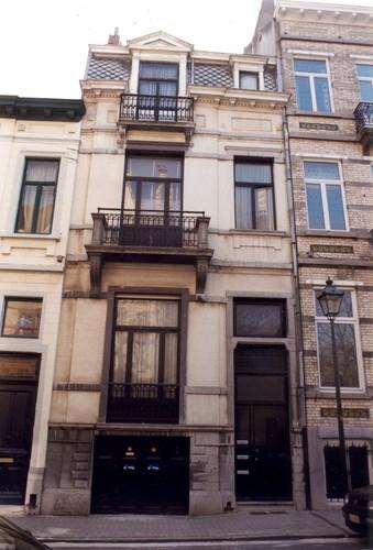 Rue de Parme 70, 1999