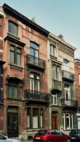Rue de Pologne 28, 30, 2004