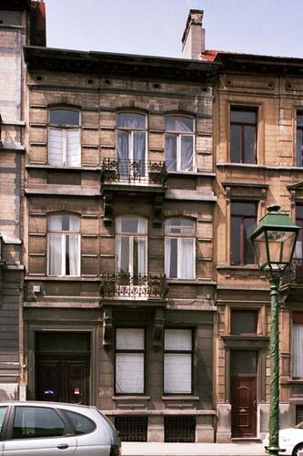 Avenue du Roi 51, 2004