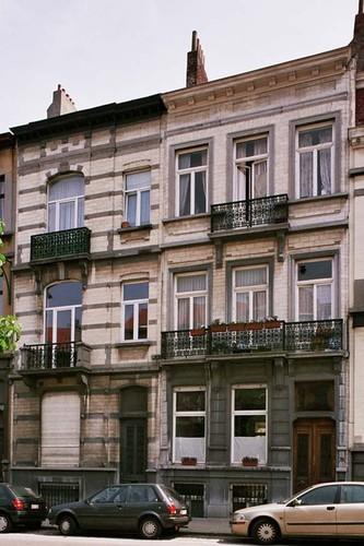 Avenue du Roi 76 et 78, 2004
