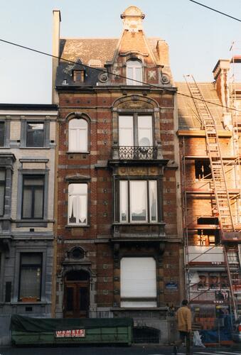 Rue Saint-Bernard 3, 1999