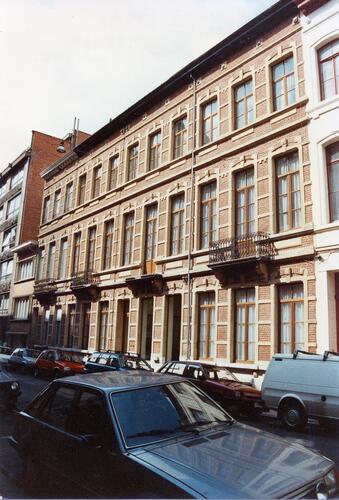 Sint-Bernardusstraat 67, 65, 63 en 61, s.d.