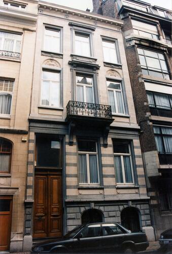 Rue Saint-Bernard 72, 1995
