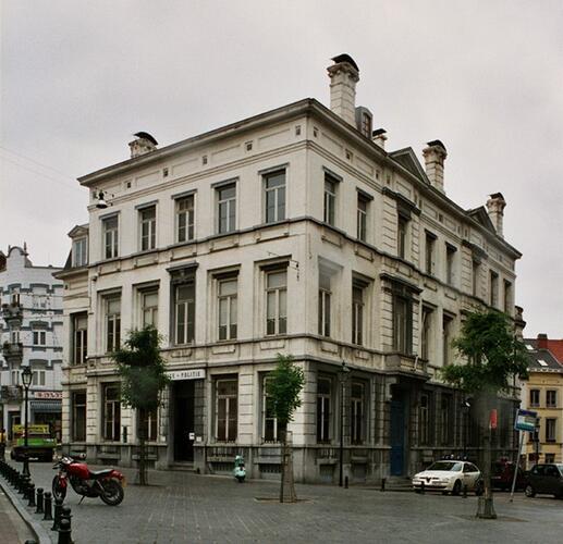 Ancienne maison communale de Saint-Gilles