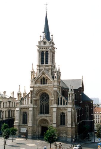 Eglise Saint-Gilles, s.d.